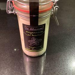 """Mayonaise basilicum """"La Délicieuze"""""""