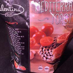 Toast tomaten