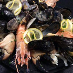 "Zeevruchten ""Plateau fruits de mer"""