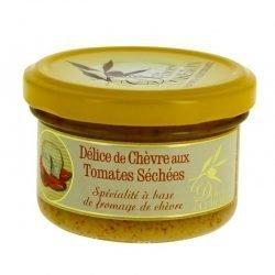 Délice de chèvre tomates séchées