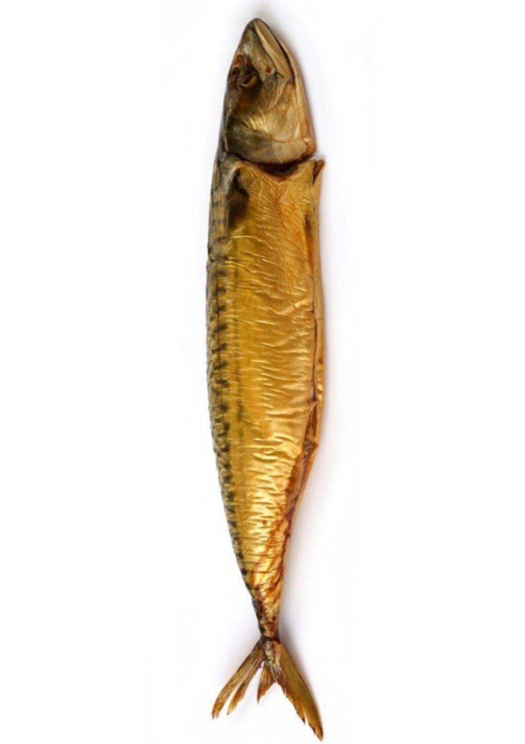 Gerookte makreel gehele  /stuk