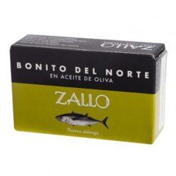 Zallo witte tonijn 120g